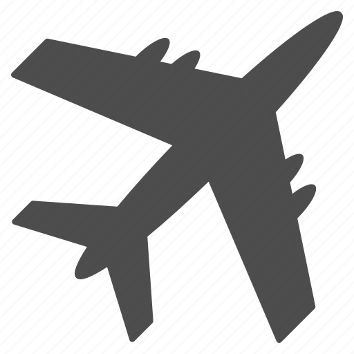 aircraft, airline, airplane, airport, flight, transport, transportation icon