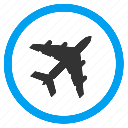 air force, airplane, airport, bomber, cargo aircraft, transport, transportation icon