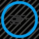 avia transport, aviation, chopper, flight, helicopter, transportation, vehicle icon