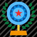 star, trophy, reward