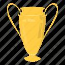 best, cartoon, cup, first, reward, success, trophy icon