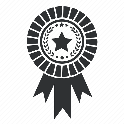 achievement, award, best, collection, laurel, medallion, power, prize, ribbon, star, win, winning, wreath icon