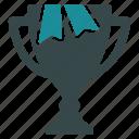 award, trophy, success, win, gold cup, winner, ribbon