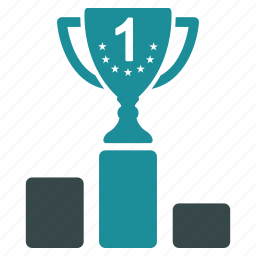 award, cup, first palce, prize, success, victory, winner icon