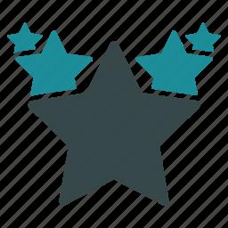 award, chart, favorites, hit parade, rate, rating, stars icon