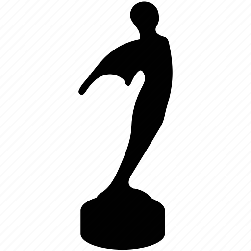award, cinema award, film award, media award, rophy icon