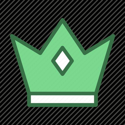 acheivement, awards, crown, royal icon