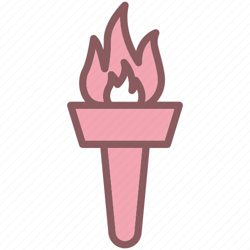 burn, fire, flame, olympic, olympic games, sport icon