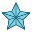 acheivement, awards, star icon