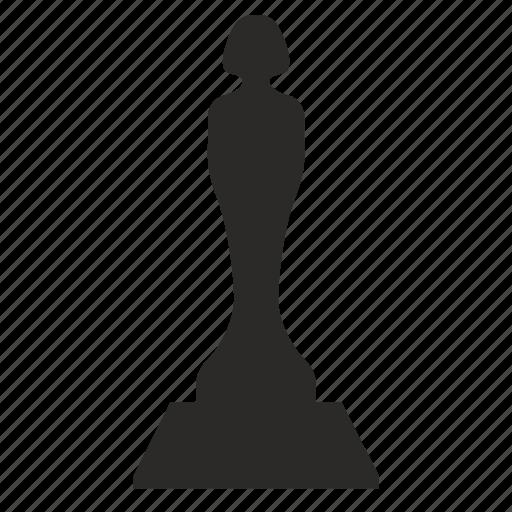 award, statuette icon