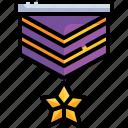 success, medal, award, star, achievement