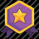 award, reward, competition, insignia, badge