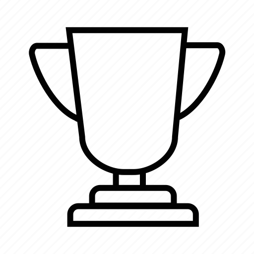 acheivement, award, prize, winner, winning cup icon