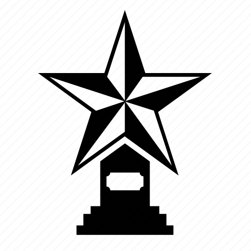 cup, medal, prize, star, trophy, winner icon