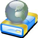 netdriveoffline icon