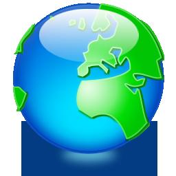 earth, global, internet, network, world icon