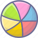 baby, ball, toy icon