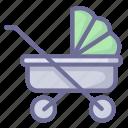 baby, car, child icon