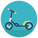go-kart, kids bike, kids cycle, playtime, toy cycle icon