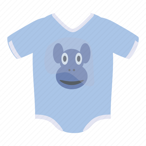 baby, bodysuit, cartoon, child, clothing, infant, newborn icon