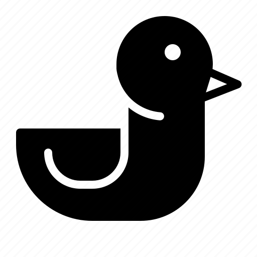 baby, duck, fun, kid, toy icon