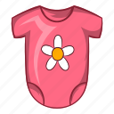 baby, body, cartoon, child, cloth, kid, newborn icon