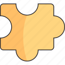 baby, game, kid, puzzle, toy icon