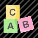 abc, baby, blocks, child, cute, kid