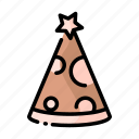 baby, child, cute, hats, kid, party icon