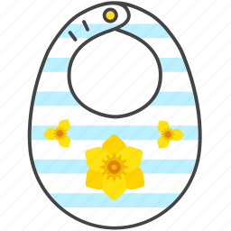 baby, bib, child, infant, toddler icon