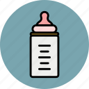 baby, bottle, eating, feeding, food, milk icon