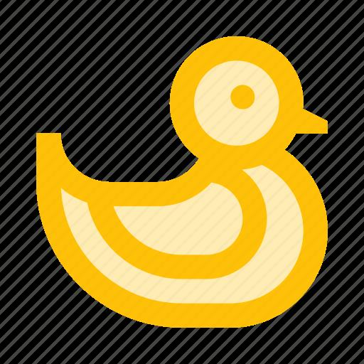 baby, bath, ducky, infant, kid, newborn, toy icon