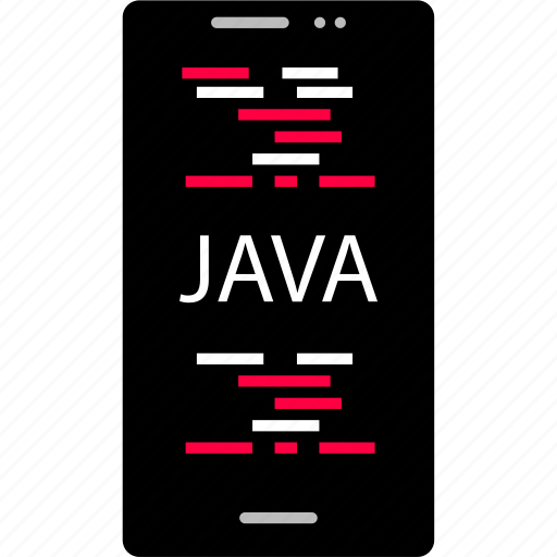 app, back, development, end, java, program, web icon