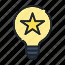 bulb, creative, creativity, idea, imagination, think, vision
