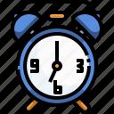 alarm, clock, morning, time, timer icon