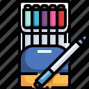 art, artist, draw, pen, pencil icon
