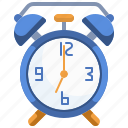 alarm, clock, morning, time, timer icon