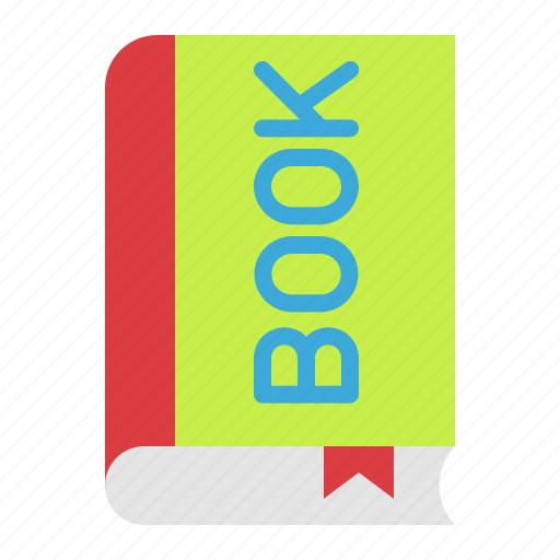 book, dictionary, learning, reading, school icon