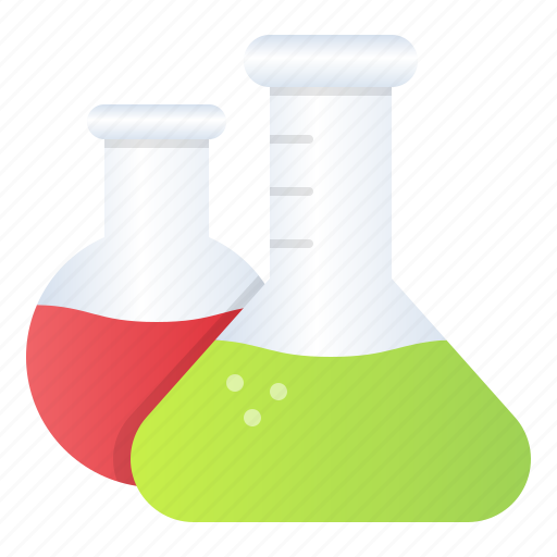 beaker, chemistry, research, school, test tube icon