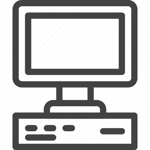 computer, education, learning, school, technology icon