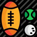 ball, education, school, sport icon