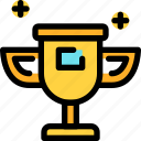 award, education, school, trophy
