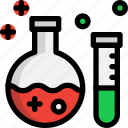 education, experiment, school, science, tube