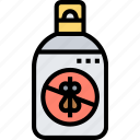 insect, repellent, spray, bottle, protect