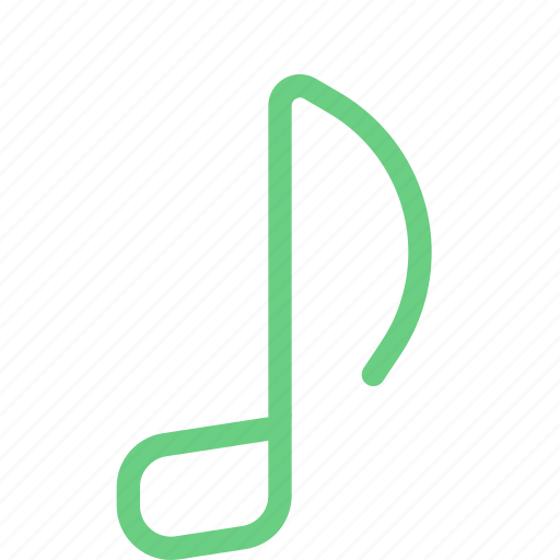 Audio, melody, music, note, player icon - Download on Iconfinder