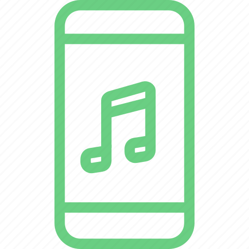 audio, device, ipod, music, phone, player, radio icon