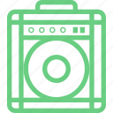 amp, audio, box, collection, gramophone, music, player icon