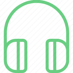 audio, headphones, headset, listen, music, player, volume icon