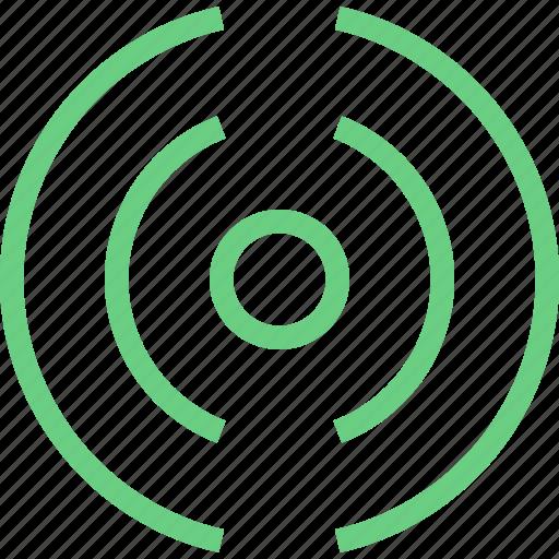 audio, music, signal, sound, speaker, volume, wi-fi icon