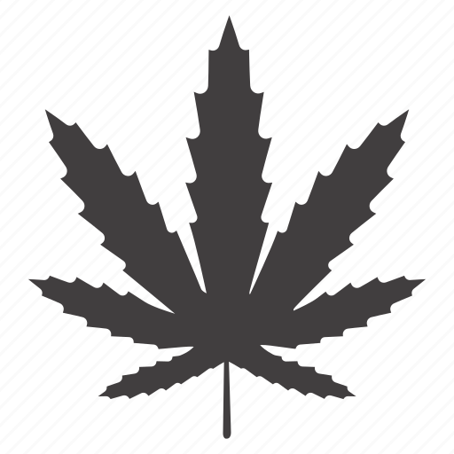 cannabis, drug, hashish, hemp, leaf, marihuana, marijuana icon